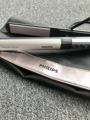 Выпрямитель - утюжок для волос philips