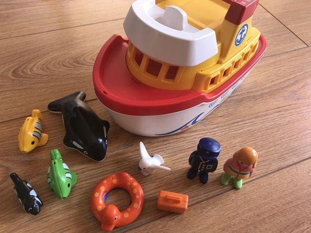 Barco maleta Playmobil 1 2 3