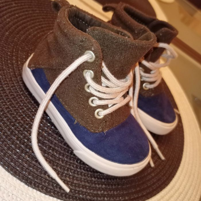 Фирменные хайтопы ботинки кеды Old navy Киев - изображение 1