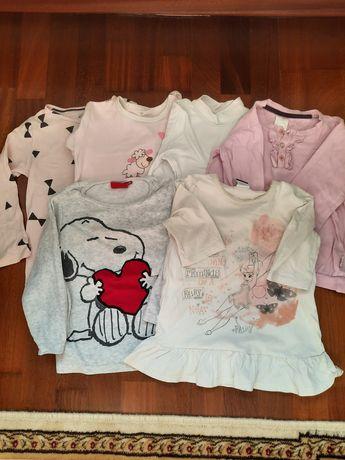 Кофточки, кофта George, Lupilu для девочки 2-5 лет, 98-110