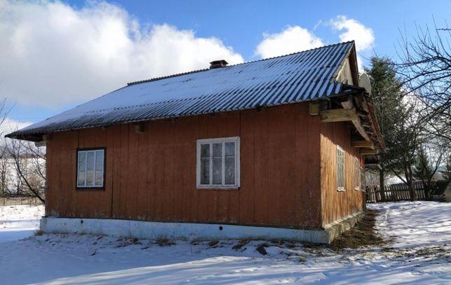 Продаю будинок в Карпатах з земельною ділянкою