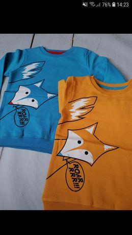 2 bluzy dla chłopca Name it