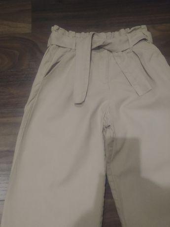 Spodnie Zara roz. 134