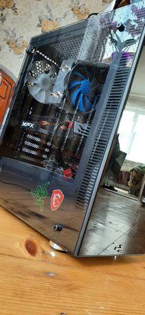 Новий потужний, стильний ігровий комп'ютер ( ryzen rx 580 8gb )