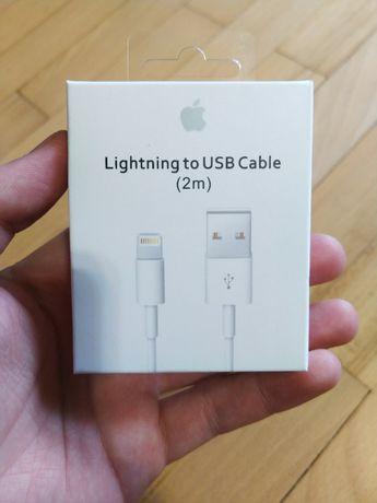 Lightning кабель 2M шнур USB зарядка для планшета iPad