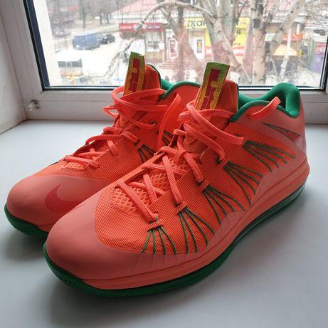 кроссовки Nike Air Max Lebron 10 Low