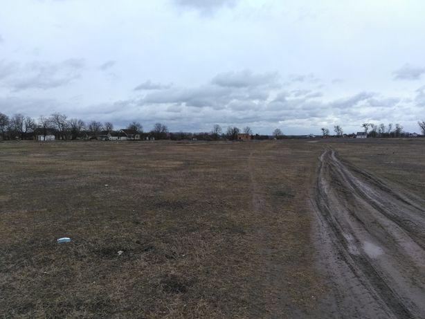 Земельна ділянка під будівництво Бабин