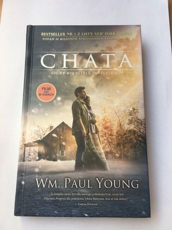 KSIĄŻKA Chata Wm. Paul Young