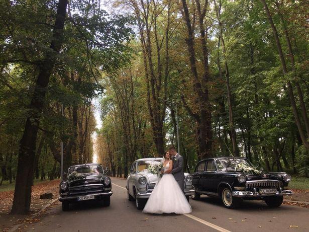 Послуги Оренда Ретро Авто Газ-21. Кортеж. Авто на весілля. Ретро авто.