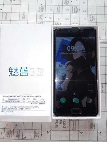Meizu M3S 2/16Gb с коробкой