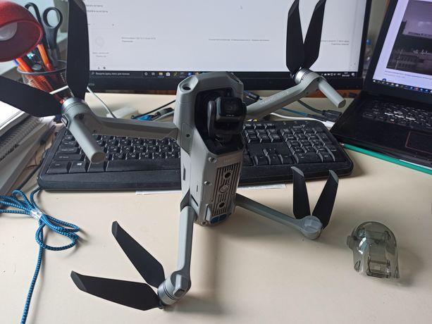 Зйомка з повітря квадрокоптером dji