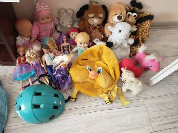 Oddam zabawki dla dzieci