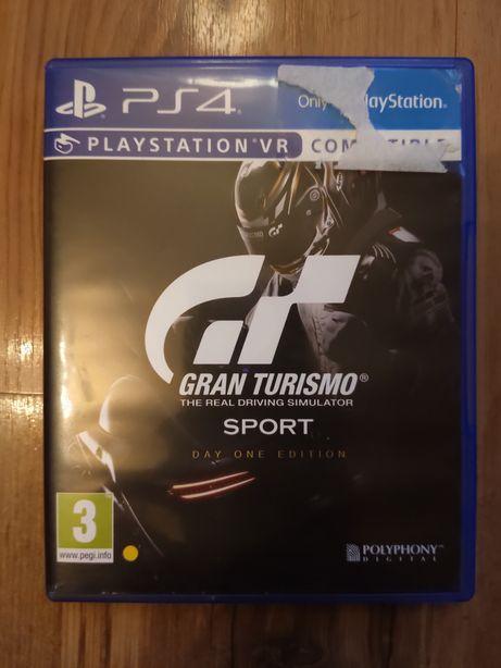 Gran Turismo Sport PS4 i PS4 VR