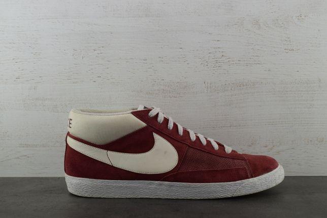 Кроссовки Nike Blazer. Замша. Размер 47.5,