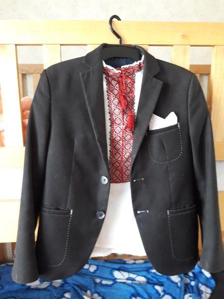 Пиджак школьный новая форма