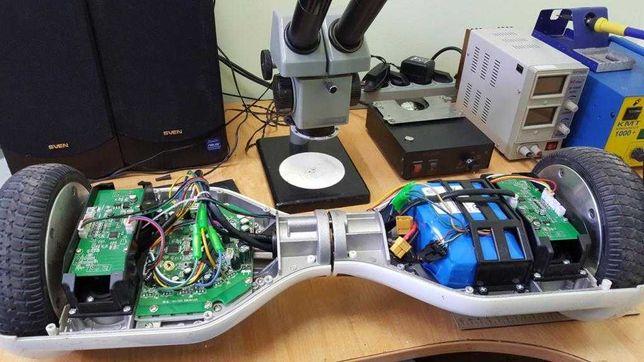колеса платы рама гироскутера ninebot запчасти