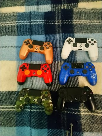 Pady ps4 PlayStation 4 używane