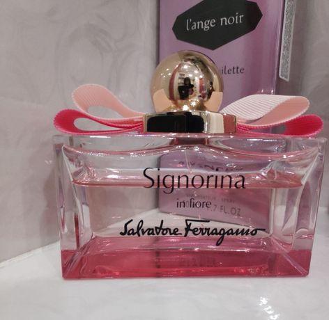 Оригинал Salvatore Ferragamo Signorina in fiore 100 ml