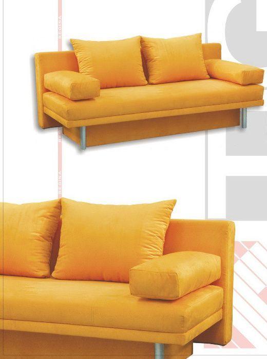 Kanapa sofa tapczan wersalka na sprężynach - REGINA Producent
