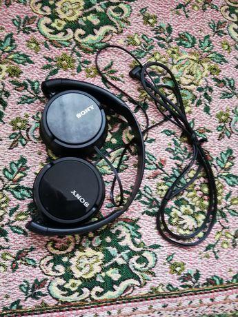 Słuchawki Sony nauszne przewodowe gwarancja