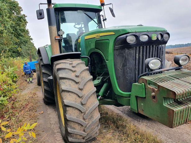 Трактор джон дир 8520 2005 год
