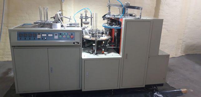 станки для производства бумажных стаканов