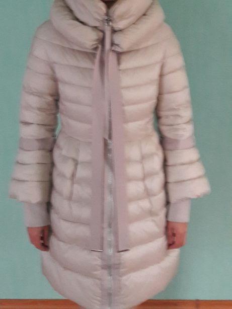 Зимние пальто 46размера
