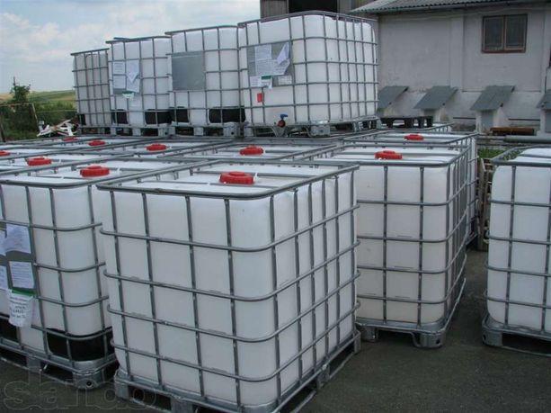 IBC контейнер, Емкость пластиковая, еврокуб єврокуб 1000л Львов