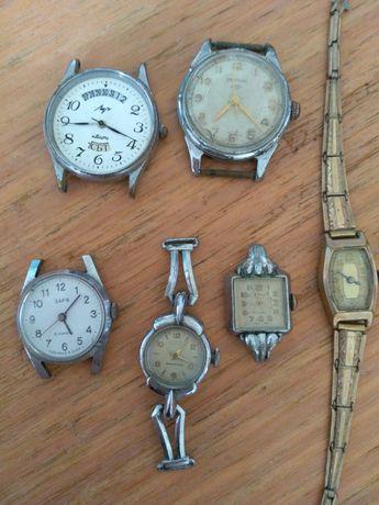 Stare Zegarki radzieckie Zaria Rossija Ancre