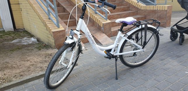Rower Unibike Princess 6 stan idealny