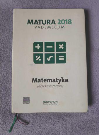 Matura 2018. Vademecum - Matematyka zakres rozszerzony. Operon