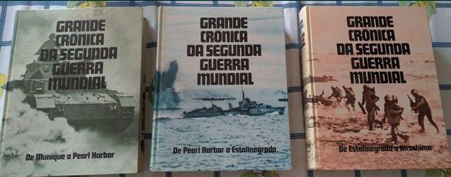 Grande crónica da segunda guerra mundial
