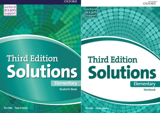Solutions 3rd edition SB+WB