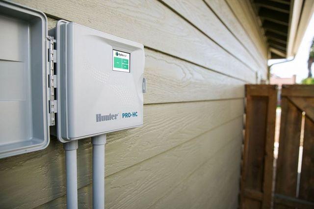 PHC-601-E Hunter контролер із WiFi на 6 зон