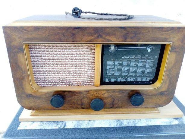 Radio de valvulas anos 40