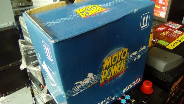 CT12B-BS L+ AGM Motor motocykl akumulator Moto power 12V