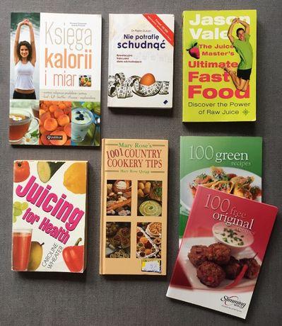 Książki Dietetyka Żywienie Przepisy