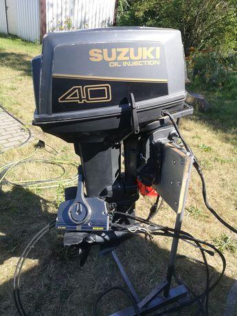 Suzuki dt 40 silnik zaburtowy bardzo dobry stan