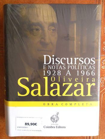 Oliveira Salazar - Discursos e Notas Políticas (1928 a 1966)