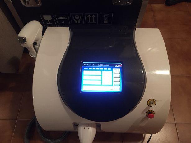 Laser  diodo 808 usado