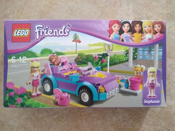 LEGO 3183 Friends Kabriolet Stephanie
