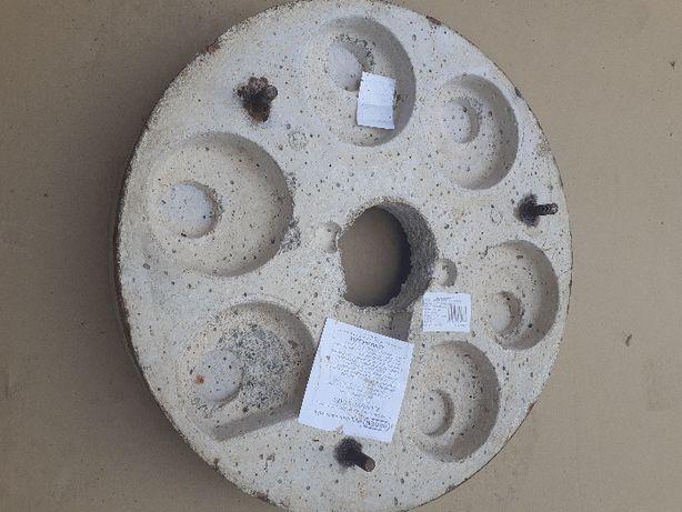 kamień stały śrutownika fi 50cm H 123
