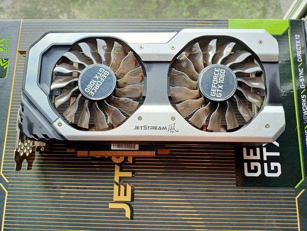 Geforce GTX 1060 6gb Palit Super JetStream