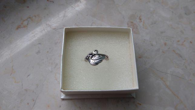 Srebrny pierścionek Resovia