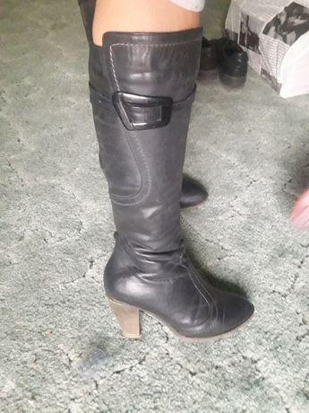 Шкіряне взуття зима