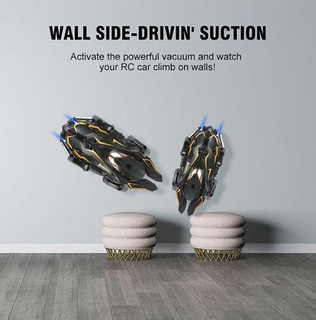 антигравитационная / машинка / (ездит по потолку) - (режим «WALL») /