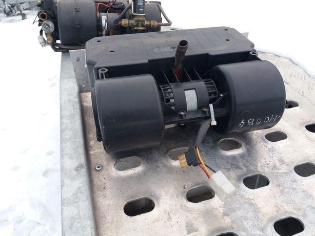 Подаються радіатори обігріва і охолодження(радіат. печки радіат конд