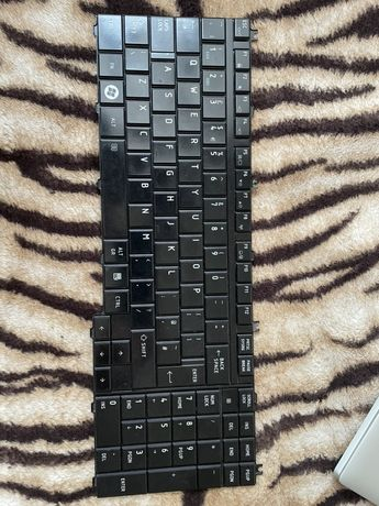 Klawiatura z laptopa toshiba satellite L505-144 oryginal stan idealny