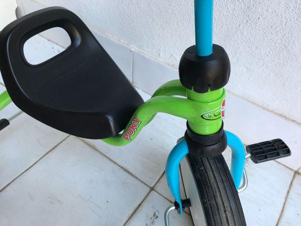 Triciclo Puky como novo