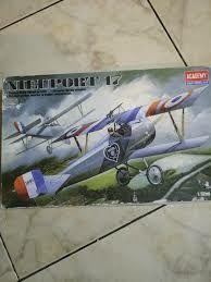 WW I Nieuport 17  Academy   Нет. 2190   1:32